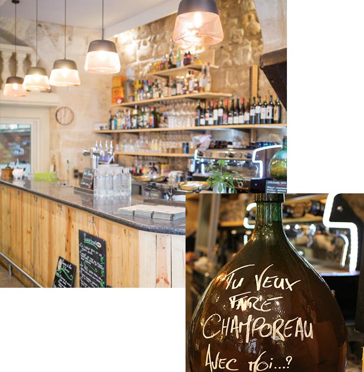 Restaurant Le Champoreau